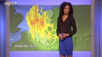 RTL Weer Buienradar Update 16 mei 2013 16:00 uur