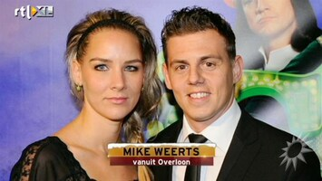RTL Boulevard Mike Weerts wordt vader