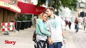 RTL Boulevard Glennis Grace met haar nieuwe liefde
