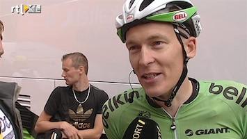 Rtl 7 Tour Du Jour - Reacties Belkin Na 19e Etappe