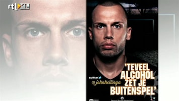 RTL Boulevard John Heitinga gaat landelijke campagne doen