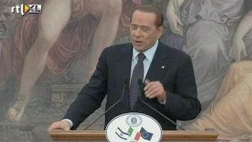 RTL Nieuws Berlusconi grapt over bunga-bunga