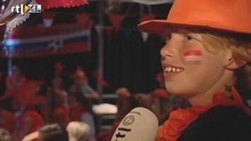 RTL Nieuws Hockeyclub Amsterdam leeft mee met gouden finale