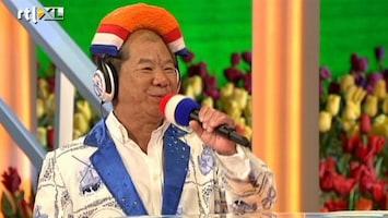 Ik Hou Van Holland Niemand raadt het lied van meneer Cheung