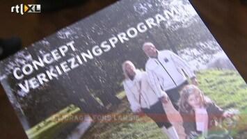 RTL Nieuws CDA mikt op gezin