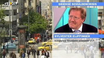 RTL Nieuws Hoe haal je Grienken uit het slop?