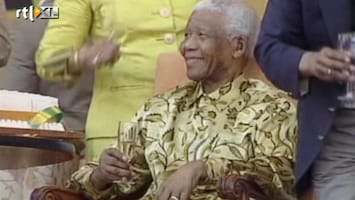 RTL Nieuws Mandela weer thuis uit ziekenhuis