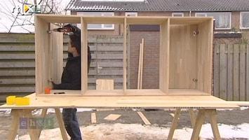 Eigen Huis & Tuin Hoe maak je een tafel om je was op te vouwen?