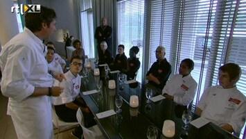 Herman's Restaurant School - In De Keuken Kijken Bij Beluga