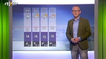 RTL Weer Buienradar Update 6 augustus 2013 16:00 uur
