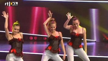 Holland's Got Talent - Touchdown