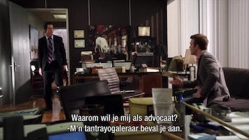 Franklin & Bash - Bachelor Party