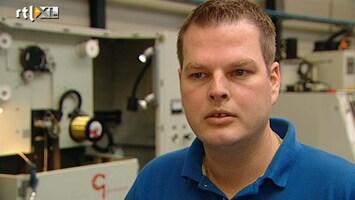 RTL Nieuws 'Meer omscholen zorgt voor lagere werkloosheid'