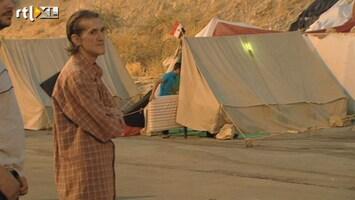 RTL Nieuws Menselijk schild tegen aanval VS in Syrië