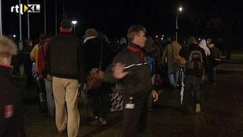 RTL Nieuws Somaliërs terug naar asielzoekerscentrum