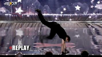 Het Beste Van Got Talent Worldwide - Dansend Het Podium Afdonderen