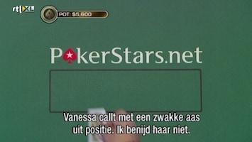 Rtl Poker: European Poker Tour - Uitzending van 20-01-2012