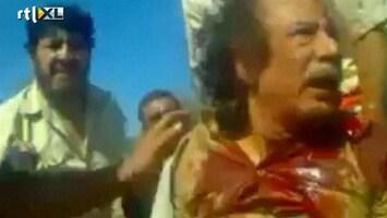 RTL Nieuws De val van Khadaffi: een terugblik