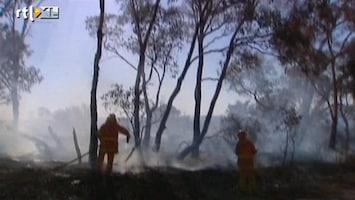 RTL Nieuws Gortdroog Australië geteisterd door bosbranden