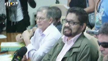 RTL Nieuws Onderhandelingen met FARC hervat