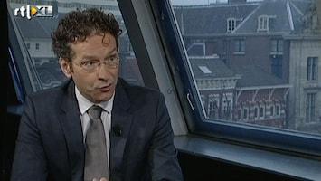 RTL Nieuws Dijsselbloem: Italië moet afspraken EU nakomen