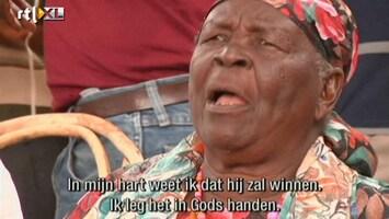 Editie NL Oma van Obama bidt voor herverkiezing