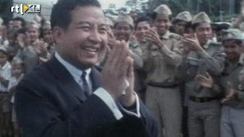 RTL Nieuws Omstreden oud-koning Cambodja gestorven