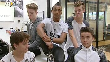 RTL Boulevard Platencontract voor B-Brave