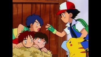 Pokémon Nieuwe uitdagingen in Dark City