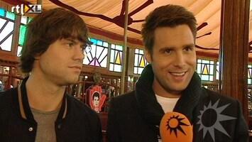 RTL Boulevard Nick en Simon bloedfanatiek
