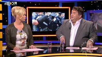 RTL Boulevard Waxinelichthoudergooier al een jaar vast