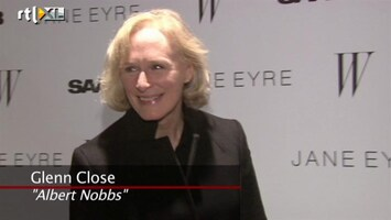 RTL Boulevard Golden Globes beste actrice