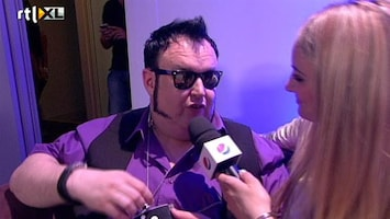 X Factor Ed niet van de clubscene