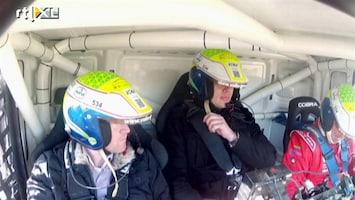 RTL GP: Dakar Pre-proloog Taxirit 1 Peter Versluis