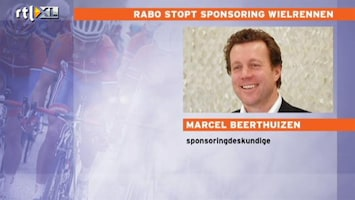 RTL Nieuws Sponsorexpert: een pijnlijke maar begrijpelijke stap van Rabobank