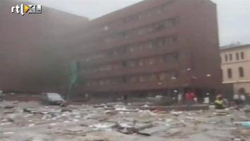 RTL Nieuws De eerste seconden na de explosie
