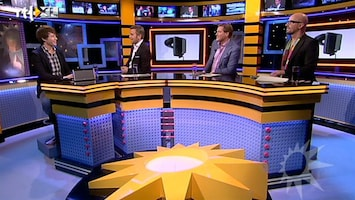 RTL Boulevard Gadgets top 5 4 november 2011