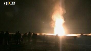 RTL Nieuws Weer aanslag op gaspijp Egypte