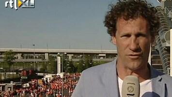 RTL Nieuws Twijfel over sterkte Oranjeachterhoede