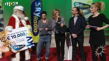 RTL Boulevard Versieren voor het goede doel