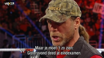 RTL 7 Fight Night: WWE Wrestling Afl. 4
