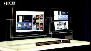 RTL Nieuws Sony presenteert tablet-computer