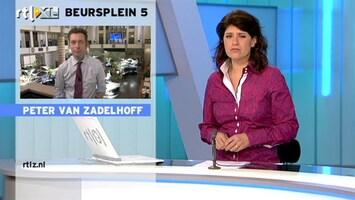 RTL Z Nieuws 10:00 Rente Griekse leningen niet meer op te brengen