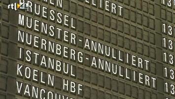 RTL Nieuws Cabinepersoneel Lufthansa staakt
