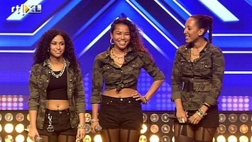 X Factor - One Of A Kind Onderuit