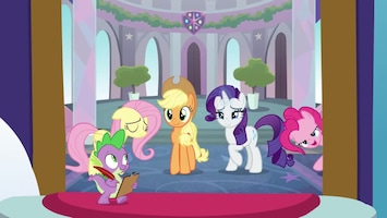 My Little Pony A matter of principals
