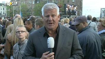 RTL Nieuws Veel undercover agenten op de Dam