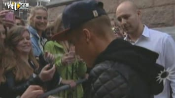 Editie NL Justin Bieber in Nederland