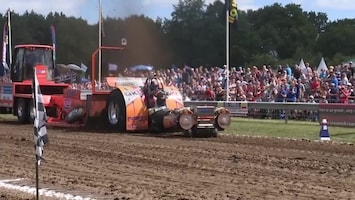 Truck & Tractor Pulling - Tractor Pulling In Eext