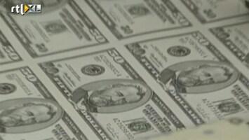 RTL Nieuws Politieke ruzie om begroting VS